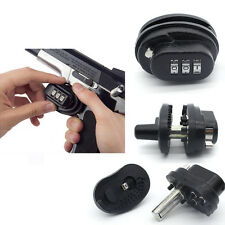 3-Dial Trigger Password Lock Gun Key For Pistol Rifle Trigger Combination Locks