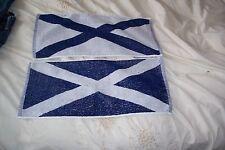SCOTLAND Bar Towel Golf, Snooker, Hand Towel FREE POST UK