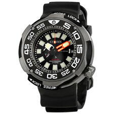 Citizen Promaster 1000M Professional Diver Black Dial Mens Watch BN7020-17E