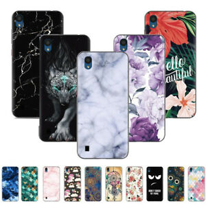 For Telstra Essential Smart 2 /ZTE Blade A3 2019 Soft Flexible Fancy Case Cover