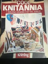 """Simply Knitting Patterns: """"Cool Knitannia"""", 7 Home Accessory Designs, May 2012"""