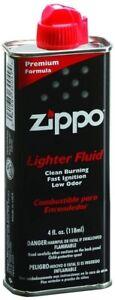 Zippo Benzina Originale Flacone Da 125ml Ricarica Per Accendino