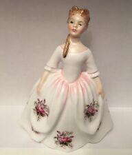 "Royal Doulton Figurine HN3481 ""Lavender Rose"" 1992  (By Peggy Davies)"