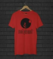 Red Planet Records T-Shirt - Detroit Techno Acid House Underground Resistance