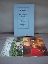 A Guide to Barfreystone Church & Its Famous Carvings - F H Worsfold  + Postcards