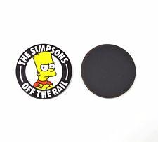 10pcs Sublimation blank diy customize Fridge Magnets round Refrigerator Sticker