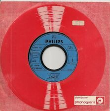 "45 TOURS / 7"" SINGLE--ZAMFIR--ETE D'AMOUR / SERENISSIME--1976"