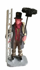 Lemax Decoration Chimney Sweep, New Christmas Cake Decorating Victorian Figure