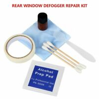 Repair Broken Auto Car Rear Window Heated Lines Demister Connector Defogger Set