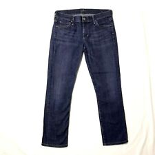 Citizens Of Humanity Ava Jeans Low Rise Straight Women's 28 32 x 28