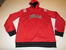 ADIDAS NBA CHICAGO BULLS HOODIE SIZE YOUTH LARGE