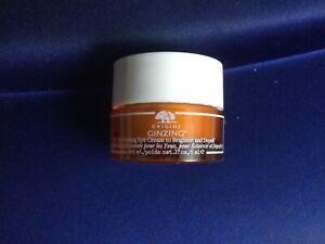 Origins GinZing Refreshing Eye Cream 0.17 Oz/5 mL Brighten & Depuff NEW