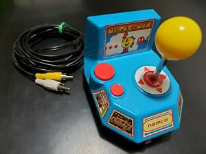 Namco JAKKS Pacific 2004 Ms. Pac Man Plug and Play 5 in 1 TV Game TESTED!