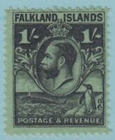 Falkland Islands 60 Mint Hinged OG * - No faults Extra Fine!