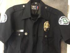 Lapd chemise à manches courtes Complète Los Angeles police