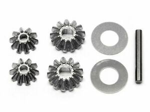 HPI Racing A850 Differential Bevel Gear Set (13T/10T) Wheely King 4x4