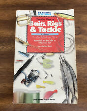 Baits, Rigs and Tackle by Vic Dunaway (2002, Trade Paperback) FREE SHIPPING