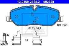 ATE Pastillas Freno Juego Delantero 13.0460-2728.2 para Land Rover