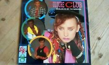 CULTURE CLUB COLOUR BY NUMBERS LTD GOLD NUMBERED VINYL LP ALL MINT+ NEW