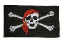 Pirate Santa Seasonal Skull /& Crossbones YO HO HO Bunting 3m long with 10 Flags