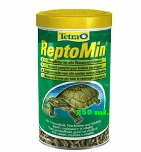 Tetra ReptoMin Turtle food grade Premium Floating stick type for all turtles