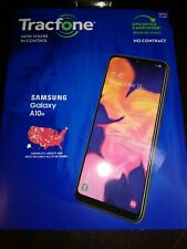 "Brand New Tracfone Samsung Galaxy A10e 4G LTE 5.8"" 32GB Smart Phone"