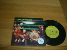 """The Raconteurs-Steady as she goes/Store bought bones.7"""""""