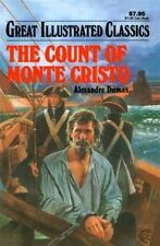 Great Illustrated Classics: The Count of Monte Cristo Hardcover Brand NEW