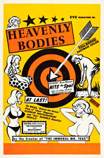 "Heavenly Bodies Movie Poster Replica 13x19"" Photo Print"