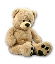 XXL Teddybär Bär 1m Riesen groß Kuscheltier 100 cm Teddy Plüschtier Braun