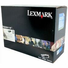 Lexmark T650H11P Black Toner Cartridge