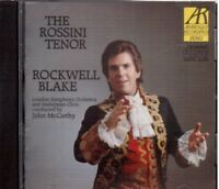 Rockwell Blake: The Rossini Tenor / Mccarthy, London Symphony Orchestra - CD