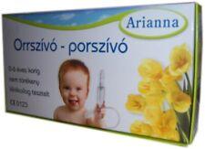 Baby Vac Nose Cleaner Nasal Vacuum Arianna Aspirator Suction Katarek