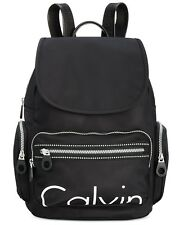 Calvin Klein Nylon Signature Backpack for woman $168.00