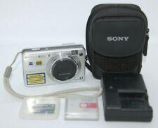 Sony Cyber-shot DSC-W150 8.1MP Digital Camera Silver Full HD 1080 Kit Bundle