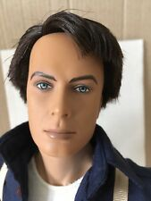"Tonner Torchwood JACK HARKNESS 17"" Vinyl DOLL Dressed + Stand>some damaged items"