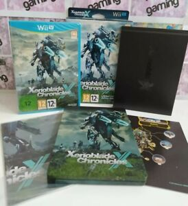 Xenoblade Chronicles X Limited Edition Big Box Nintendo Wii U NEW & SEALED PAL