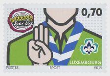 Luxemburg 2019  100jr Scouts  padvinderij      POSTFRIS/MNH