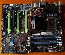 EVGA NVIDIA nForce 780i SLI 132-CK-NF78-A1 ATX Intel Motherboard w/ Intel Core2