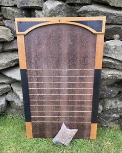 Vintage shove Ha' Penny Board With Bits
