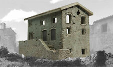Airfix A75013 1/76 Resin Model of a Ruined Italian Farm House