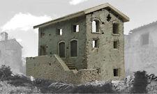 Airfix A75016 1/72 Resin Model of a WWII Era Czechoslovakian Restaurant Ruin