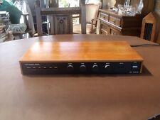 Vintage A&R Cambridge A60 Integrated Amplifier - pre ARCAM - & original handbook