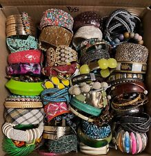 use sell craft Vintage to Now B5 13 Pound Costume All Bracelet Jewelry Lot Good