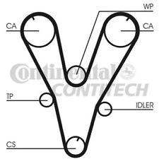 CT1087 CONTITECH TIMING BELT (Honda Accord VII 3.0) NEW O.E SPEC!