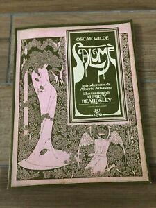 oscar Wilde , SALOME' rizzoli 1974