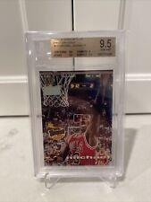 1993-94 Stadium Club First Day Issue #181 Michael Jordan BGS 9.5 ~ Pop 30