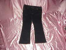 NWOT Lane Bryant GENIUS FIT Indigo Straight Slim Boot Jeans PLUS 22 42/44 x 32