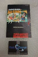 MANUALE di MARIO ALL STARS SUPER NINTENDO