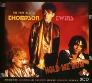 Thompson Twins - Hold Me Now / The Very Best Of NEW CD